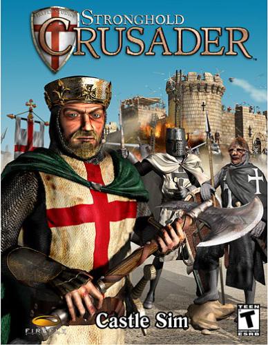 دانلود نسخه فارسی بازی جنگ های صلیبی 1 StrongHold Crusader