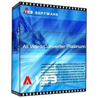 تبدیل فرمت های تصویری به هم با A123 All Video Converter Platinum