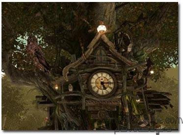 Cuckoo Clock 3D
