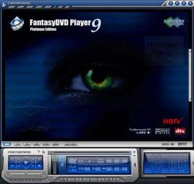FantasyDVD Player Platinum