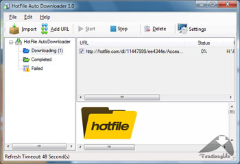 HotFile Auto Downloader