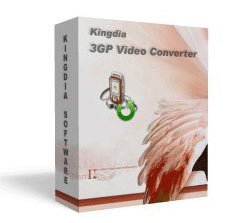 تبدیل فرمتها به 3GP به Kingdia 3GP Video Converter v3.6.12