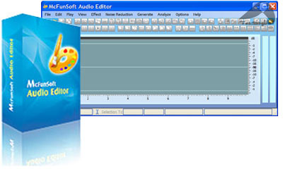 McFunSoft Audio Editor