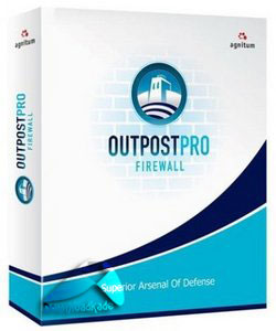 Outpost Pro Firewall 6.7.3