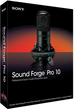 Sony Sound Forge v10.0