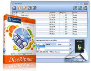 DiscRipper
