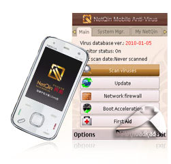 NetQin Mobile Anti-Virus Pro