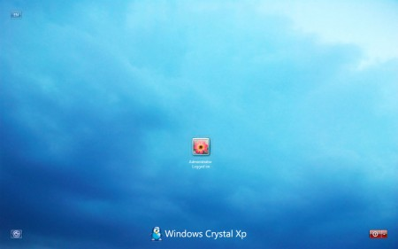 Windows Crystal XP