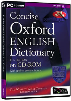 Oxford English Dictionary 11th Edition