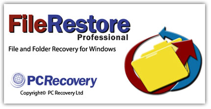 PCRecovery FileRestore Professional