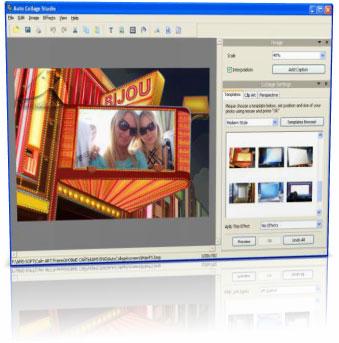 AMS Software Auto Collage Studio
