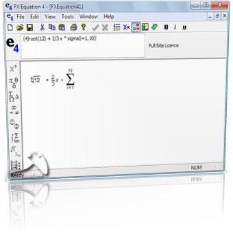 Efofex FX Equation