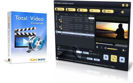 AVCWare Total Video Converter