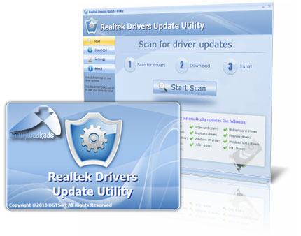 Realtek Drivers Update Utility