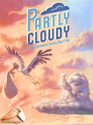 Disney-Pixar: Partly Cloudy