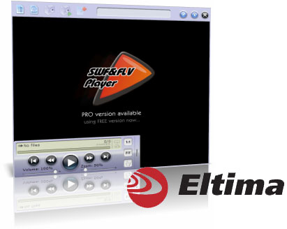 Eltima SWF &amp; FLV Player Pro