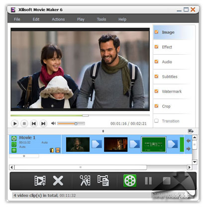 Xilisoft-Movie-Maker