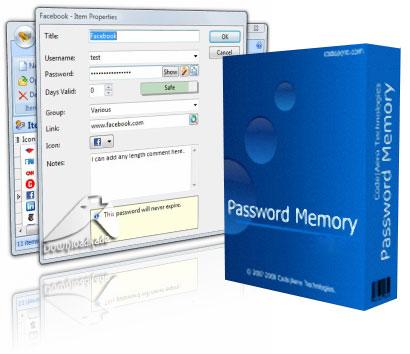 Password Memory