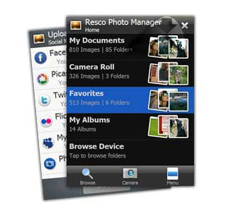 Resco Photo Manager Pro