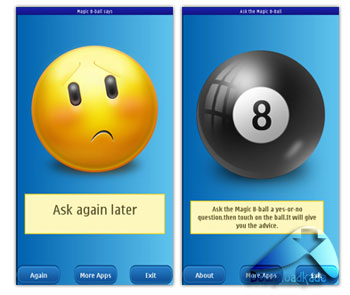 ThinkChange Magic 8-ball