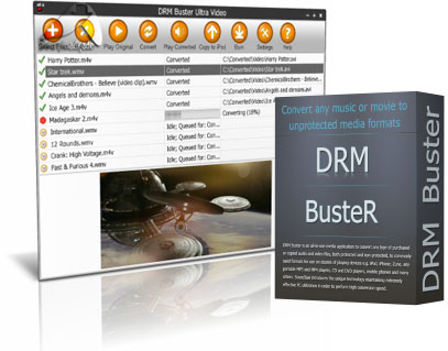 DRMBuster