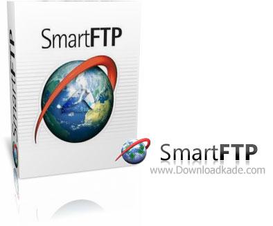 انتقال فایلها به روش FTP با SmartFTP 4.0.1139