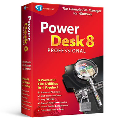 Avanquest PowerDesk Professional