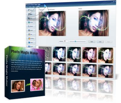 Boxoft Photo Magic Maker