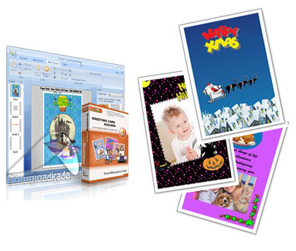 Greeting Card Builder