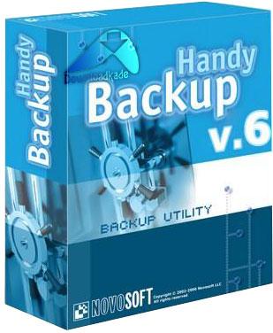 Handy Backup Server