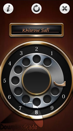 Offscren Rotary Dialer Touch v1.25