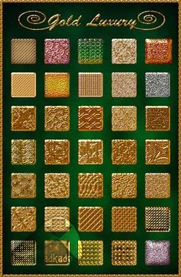 مجموعه استایل طلایی ( Golden )