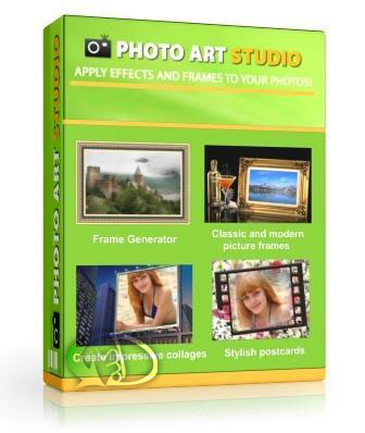 AMS Software Photo Art Studio 2.87