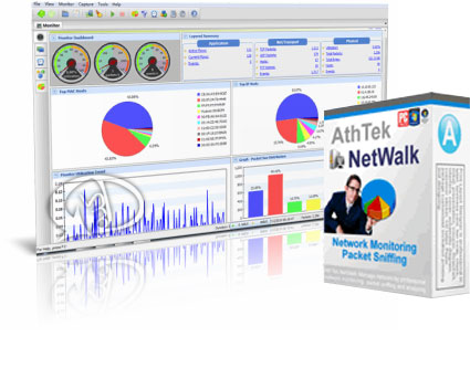 AthTek NetWalk Free Edition