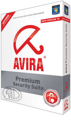Avira Premium Security Suite 10