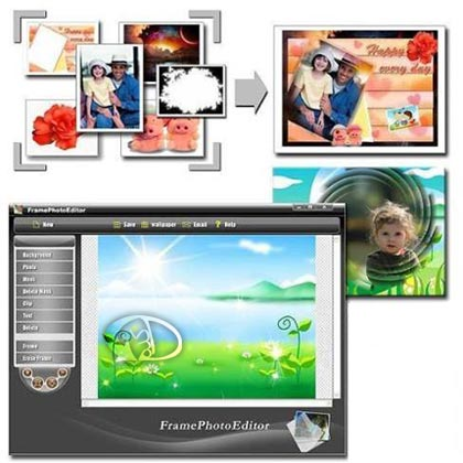 Kigosoft Frame Photo Editor