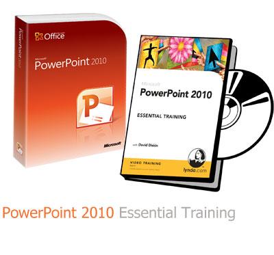 PowerPoint 2010 Essential Training