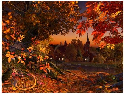 autumn-screen-saver