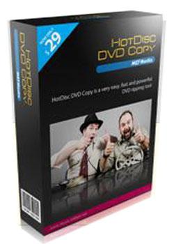 MEFmedia HotDisc DVD Copy