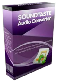 MEFmedia SoundTaste Audio Converter