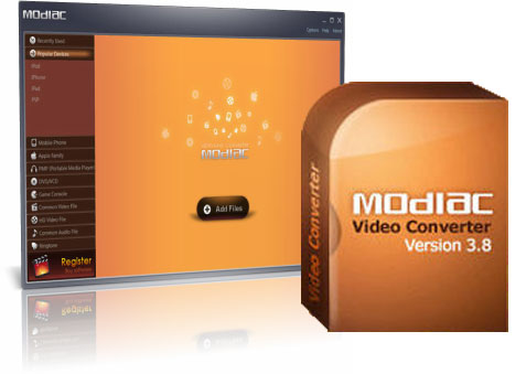 Modiac Video Converter v2.5.0.4100