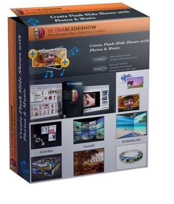 Ultraslideshow-Flash-Creator-Professional