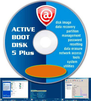 Active@ Boot Disk Suite 5.3.3