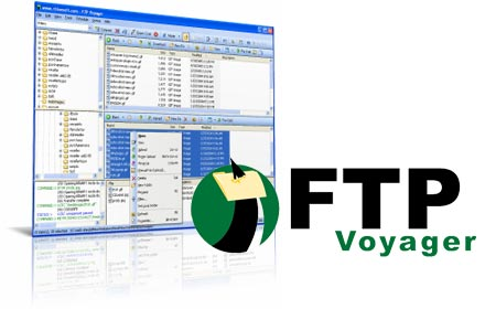 FTP Voyager 15.2.0.15 ابزار کامل انتقال فایل از طریق اف تی پی