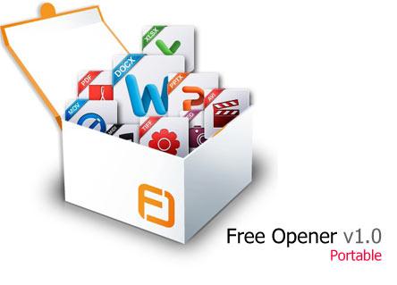 Free Opener v1.0 Portable