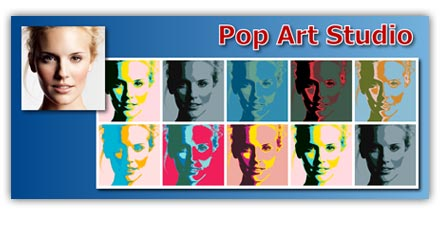 Fotoview Pop Art Studio