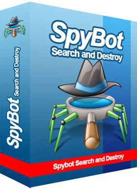 Spybot Search Destroy