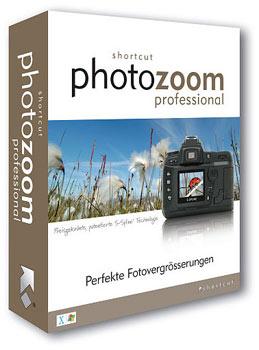 بزرگنمایی تصاویر بدون افت کیفیت Benvista PhotoZoom Pro 4.1.0