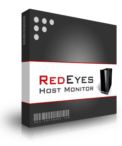 RedEyes Software Host Monitor