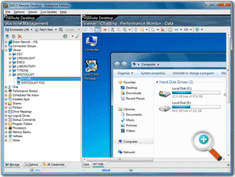EMCO Remote Desktop Enterprise